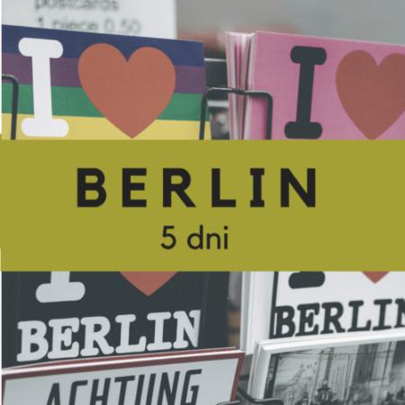 BERLIN | 5 DNI | Wycieczka szkolna autokarem