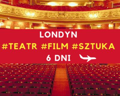 LONDYN – Wycieczka szkolna samolotem ✈ #teatr🎭 #film🎬 #sztuka🎨