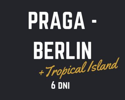 BERLIN-PRAGA | Wycieczka szkolna autokarem