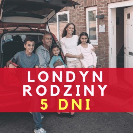 LONDYN-RODZINY | 5 dni | Wycieczka szkolna autokarem
