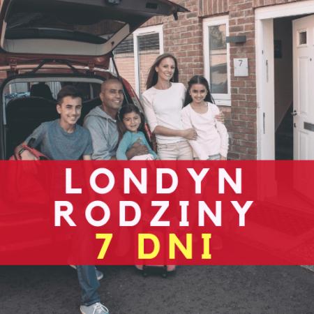LONDYN-RODZINY | Wycieczka szkolna autokarem