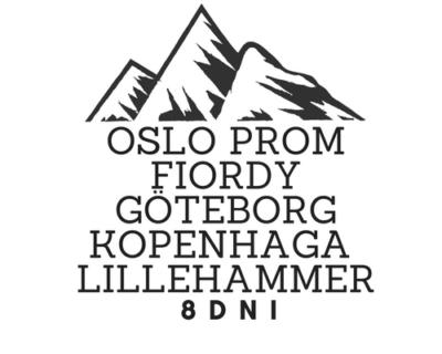 Norwegia – Szwecja – Dania – promem 🚢 – Wycieczka szkolna