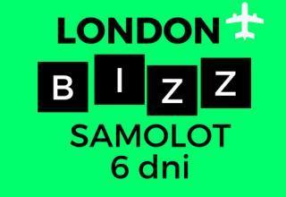 Londyn #biznes #marketing #przedsiębiorczość | Wycieczka szkolna samolotem