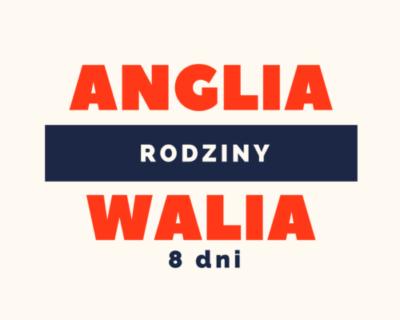 Anglia – Walia – Rodziny