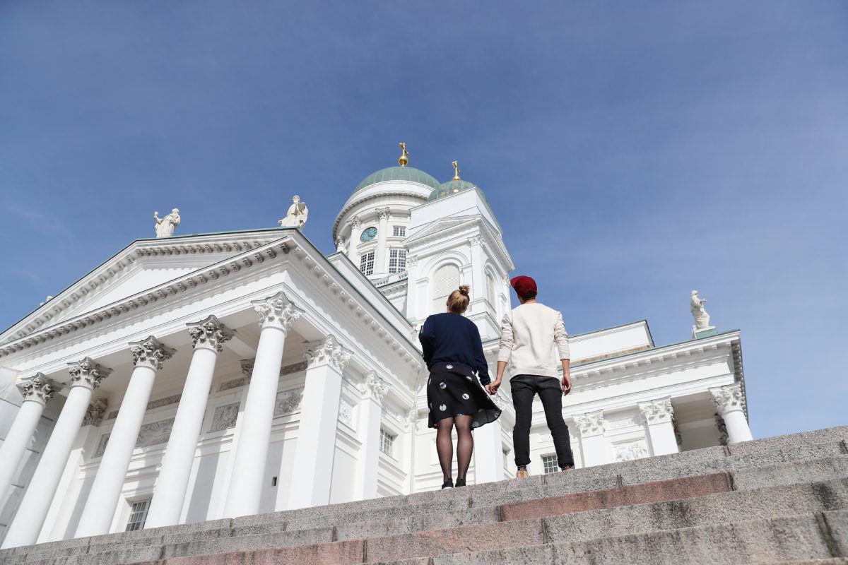 Wycieczka szkolna do Helsinek Finlandii