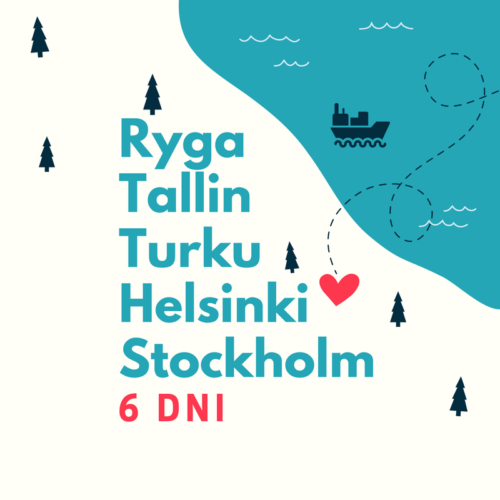 Łotwa Szwecja Estonia Finlandia Grupa Concept Tours 3.0