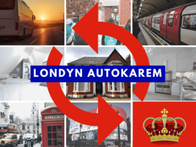 Londyn | 7 dni | Wycieczka szkolna autokarem STANDARD+