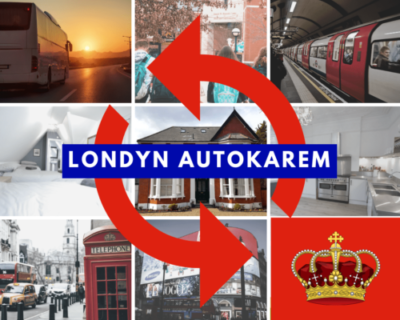 Londyn | 7 dni | Wycieczka szkolna autokarem